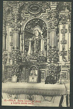 Postal antigua Santa Teresa de Jesus andachtsbild santino holy card santini