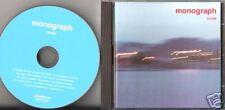 MONOGRAPH - Lorelei / Shinkansen 1999  UK / CD