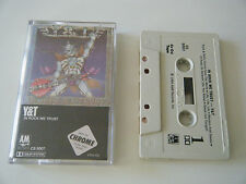Y&T IN ROCK WE TRUST CASSETTE TAPE A&M 1984