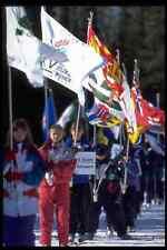 441031 biathlon cérémonies d'ouverture A4 papier photo