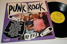 F.U.2 - Punk Rock / Orig.1977 Les Tréteaux France / LP Rare!