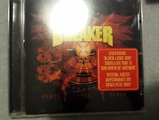 BREAKER - PEACE LOVE DEATH. CD