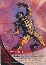 Wolverine 2014 Upper Deck Marvel Legendary Wound