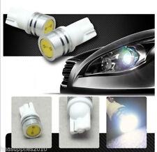2x T10 W5W 501 A SMD LED ad alta potenza COB auto lato Cuneo luce lampadine Xenon Bianche. *