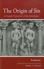 "The Origin of Sin: An English Translation of the ""Hamartigenia"" (Cornell Studies"