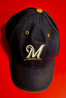 MILWAUKEE BREWERS MLB Baseball Hat Cap Youth Boys Girls Adjustable One Size