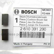 Bosch Carbon Brushes for PST 650 L Jigsaw Genuine Original Part 2 610 391 290