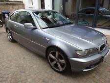 BMW 330cd      BJ 2003 ---MOTORSCHADEN--- Silbergrau--COUPE DIESEL