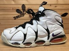 1996 OG Vintage Nike Air Max CB 34 sz 12 White Purple Orange Barkley 130259-151