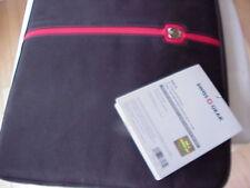"New SWISS GEAR MAYA 16"" Laptop Sleeve Black"