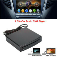 Android 1 Din HD PC Car CD / DVD Player External Stereo Interface USB Connection