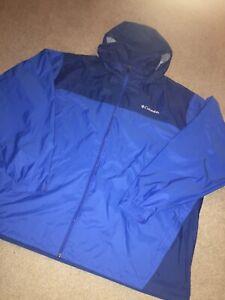Columbia Men's Glennaker Lake Rain Jacket 3x