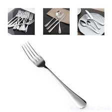 Hiware Salad Forks 12 Piece 18/10 Stainless Steel Dinner Forks 8 Inch Heavy Duty