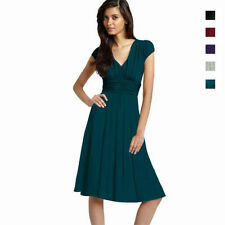 Polyester Dry-clean Only Tea Dresses