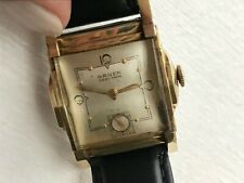 Gruen Veri-Thin Manual Wind Automatic Art Deco Vintage Watch Swiss Made