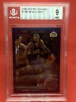 NENE HILARIO 2002-03 Topps Chrome #139 BGS MINT 9 Nuggets, Wizards RC