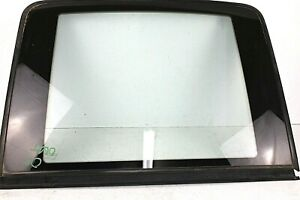 2005-09 SUBARU LEGACY OUTBACK REAR SUNROOF MOONROOF GLASS OEM P/N 65430AG01B