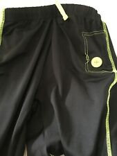 Karrimor Running Leggings Hi Viz Size 8 Small