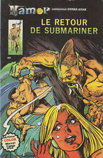 C1 NAMOR # 3 Aredit MARVEL Artima Color 1979 En Couleurs