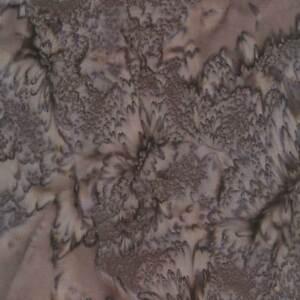 Hoffman 1895-305 Gravel  Bali Watercolor Hand-Dyed Batik Priced Per ½ Yard