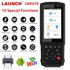 LAUNCH X431 CRP479 OBD2 Automotive Scanner Diagnostic Tool ABS TPMS DPF IMMO EPB