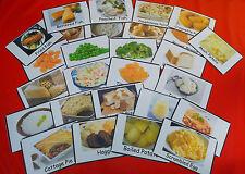 NHS alimentare schede flash articolo -84 - la Demenza/bisogni speciali/Comunicazione/S&L