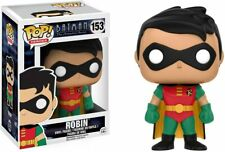 Robin Batman the Animated Series Pop! Vinyl Figure by Funko NIB 153