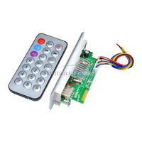 Mini 5V MP3 Decoder Board Bluetooth Call Decoding Module MP3 WAV U-Disk & TF Car