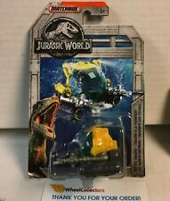Deep-Dive Submarine * Jurassic World Fallen Kingdom * 2018 Matchbox * HA34