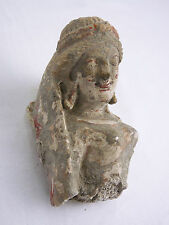 Art greco bouddhique ARCHEOLOGIE Art du Gandhara Élément de frise en stuc