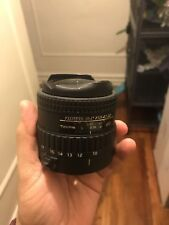 Tokina 10-17mm For Canon