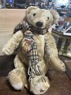 Vintage House of Nisbet Bully Bear Limited Edition #1991 Of 5000