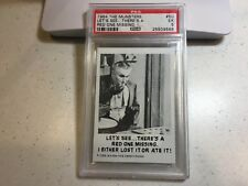 1964 The Munsters #50 Let's See...There's A Red One Missing... GRADED PSA 5- EX