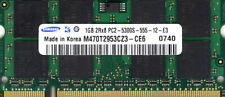 RAM 1GB DDR2 PC2-5300S 667MHz 667 SODIMM PORTATILE 1 GB SODIMM 200 PIN LAPTOP