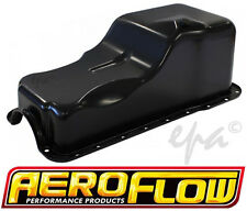 AEROFLOW FORD 302 351 CLEVELAND V8 REPLACEMENT OIL PAN / SUMP AF82-9310BLK