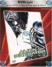 DVD ALIEN Vs PREDATOR dvd light