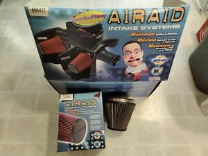 Airaid Engine Cold Air Intake Perf Kit for 05-09 Ford Mustang 4.0L-V6 - 450-177