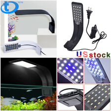 Super Slim Aquarium 5730 LED Light Aquatic Plant Clip-on 10W Lamp For Fish Tank