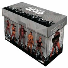 Comic Book Cardboard Storage Box The Walking Dead, Factions Artwork