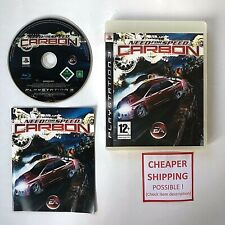 PS3 PlayStation 3 - NEED FOR SPEED Carbon NFS