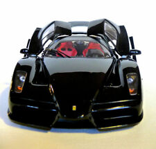 1:18 Bbr #HE18009 - Enzo Ferrari Metálico Negro Limitado N° 220/1507 Rareza§