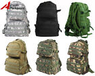 Tactical Military Airsoft Molle Hydration Backpack Assault Outdoor Camping Bag