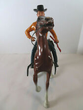 "1950s Jim Hardie ""Tales of Wells Fargo"" Hartland Statue"
