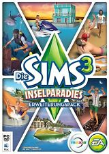 Die Sims 3 Inselparadies (PC 2013 Nur Origin Key Download Code) Keine DVD, No CD