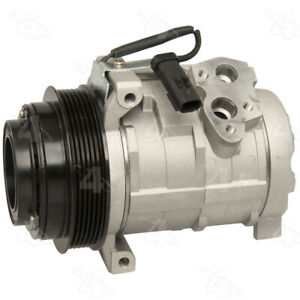 A/C Compressor-New Compressor 4 Seasons 158346
