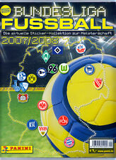 Panini Sammelalbum Bundesliga 2007-08 Komplett 25 Original Signiert