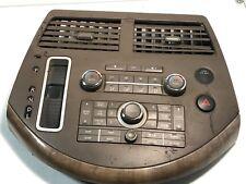 07-09 Nissan Quest Radio A/C Climate Temperature Navigation Control Panel OEM