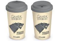 Game of Thrones (House Stark) Travel Mug MGT22867 - 12oz/340ml