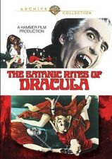 The Satanic Rites Of Dracula -  DVD -UK Compatible
