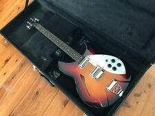 Custom Guitar Workshop C36 Vintage Pre lawsuit Rickenbacker 360 inspired No Res!